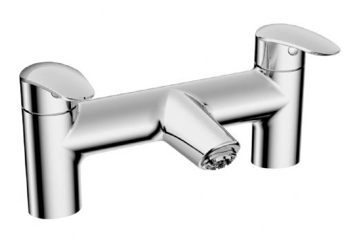 Vitra Dynamic S Bath Filler Tap - Chrome